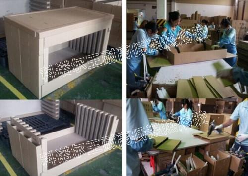 大型纸箱粘合热熔胶的优势