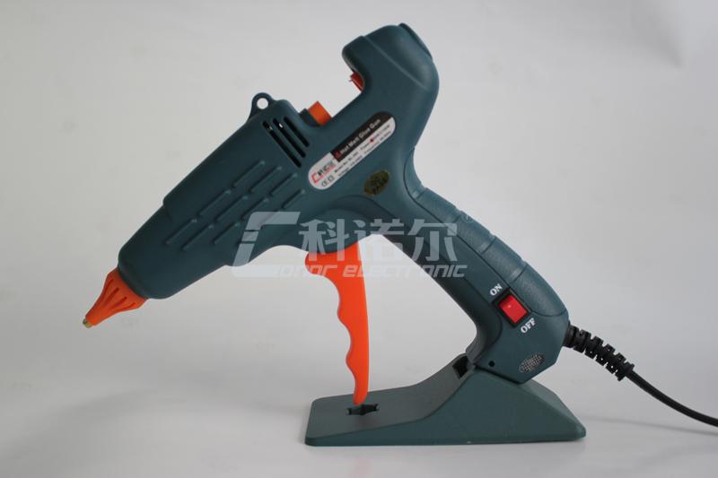 NL-202开关型带底座热熔胶枪